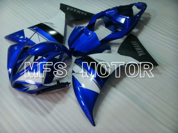 Yamaha YZF-R1 2009-2011 Injection ABS Fairing - Factory Style - Blue White - MFS3391