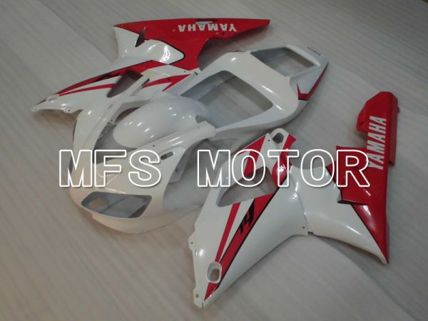 Yamaha YZF-R1 1998-1999 Injection ABS Fairing - Factory Style - Red White - MFS3392
