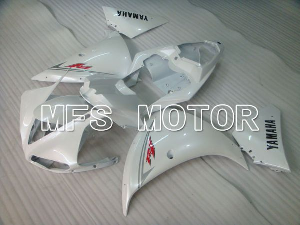 Yamaha YZF-R1 2009-2011 Injection ABS Fairing - Factory Style - White - MFS3402