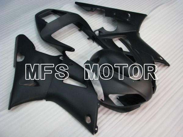 Yamaha YZF-R1 1998-1999 Injection ABS Fairing - Factory Style - Black Matte - MFS3405
