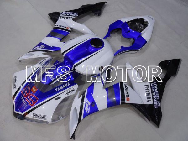 Yamaha YZF-R1 2004-2006 Injection ABS Fairing - ENEOS - Black Blue White - MFS3406
