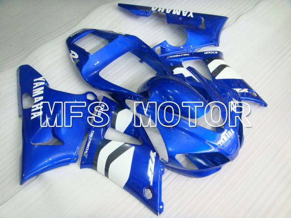 Yamaha YZF-R1 1998-1999 Injection ABS Fairing - Factory Style - Blue - MFS3413