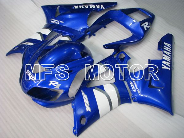 Yamaha YZF-R1 1998-1999 Injection ABS Fairing - Factory Style - Blue - MFS3416