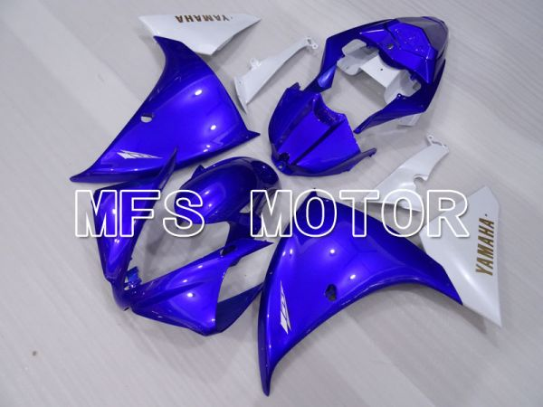 Yamaha YZF-R1 2009-2011 Injection ABS Fairing - Factory Style - Blue White - MFS3417