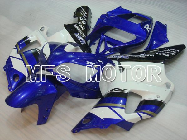 Yamaha YZF-R1 1998-1999 Injection ABS Fairing - Factory Style - Blue White - MFS3418