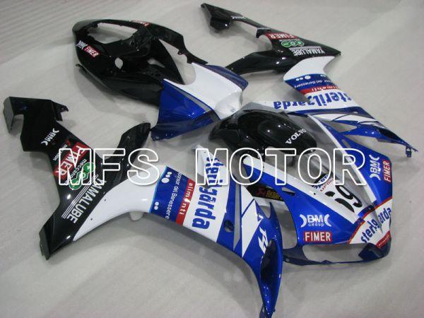 Yamaha YZF-R1 2004-2006 Injection ABS Fairing - Sterilgarda - Black Blue White - MFS3423