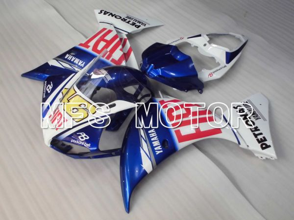 Yamaha YZF-R1 2009-2011 Injection ABS Fairing - FIAT - Blue White - MFS3425