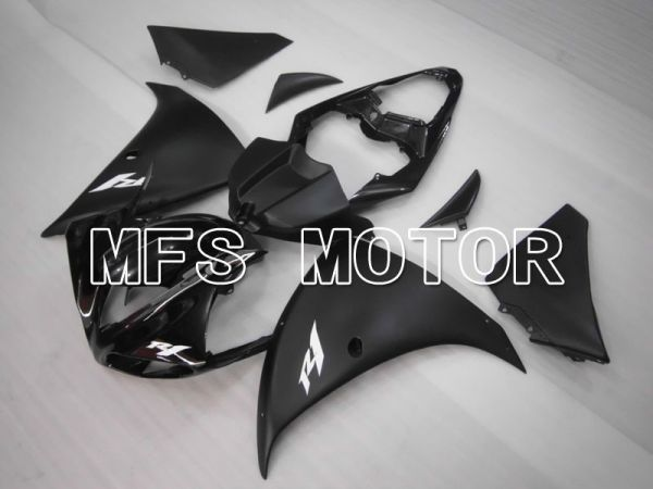 Yamaha YZF-R1 2009-2011 Injection ABS Fairing - Factory Style - Black Matte - MFS3426