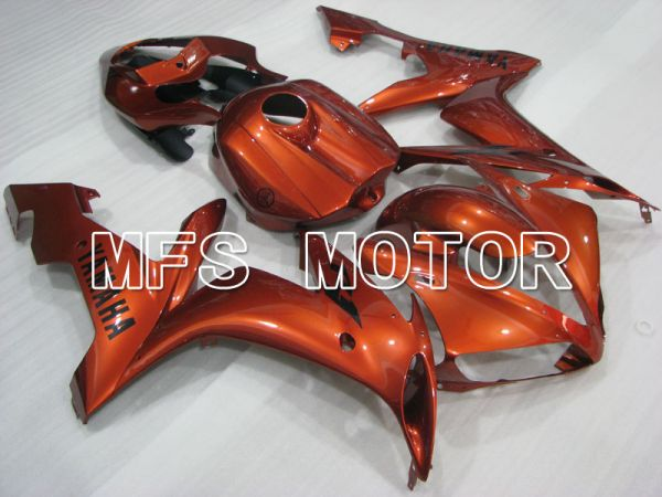 Yamaha YZF-R1 2004-2006 Injection ABS Fairing - Factory Style - Orange - MFS3427