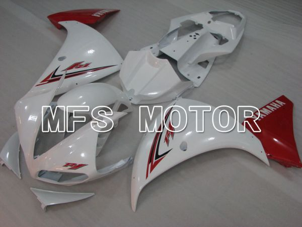 Yamaha YZF-R1 2009-2011 Injection ABS Fairing - Factory Style - Red White - MFS3428