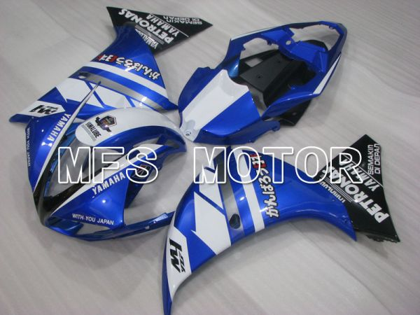 Yamaha YZF-R1 2009-2011 Injection ABS Fairing - Others - Blue White - MFS3431