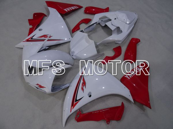 Yamaha YZF-R1 2009-2011 Injection ABS Fairing - Factory Style - Red White - MFS3435