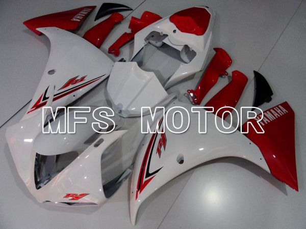 Yamaha YZF-R1 2009-2011 Injection ABS Fairing - Factory Style - Red White - MFS3444