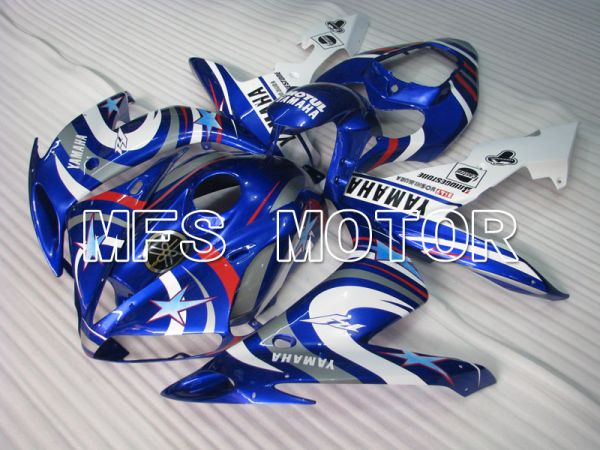 Yamaha YZF-R1 2004-2006 Injection ABS Fairing - Others - Blue - MFS3445