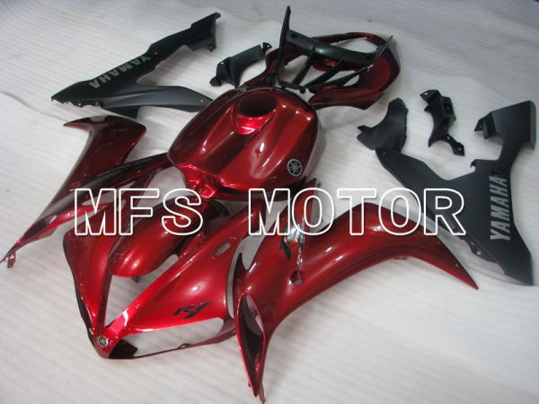 Yamaha YZF-R1 2004-2006 Injection ABS Fairing - Factory Style - Red wine color - MFS3449