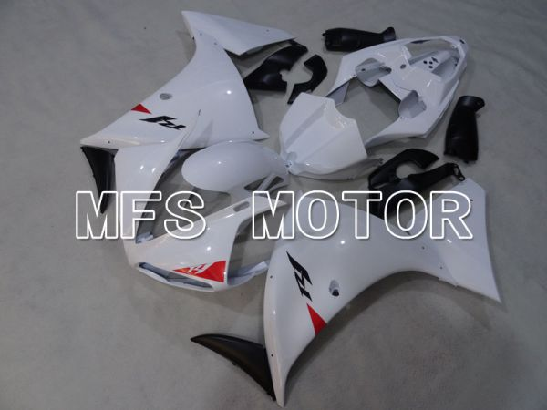 Yamaha YZF-R1 2009-2011 Injection ABS Fairing - Factory Style - White - MFS3454