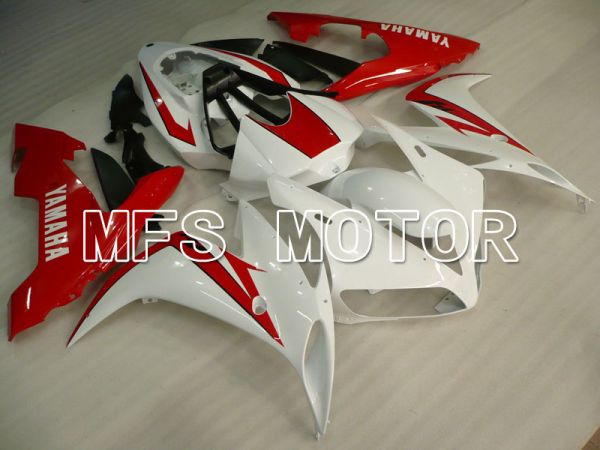 Yamaha YZF-R1 2004-2006 Injection ABS Fairing - Factory Style - Red White - MFS3459