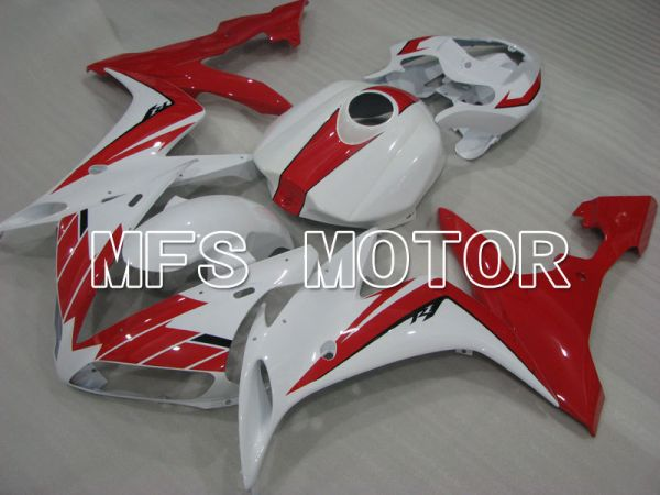 Yamaha YZF-R1 2004-2006 Injection ABS Fairing - Factory Style - Red White - MFS3462