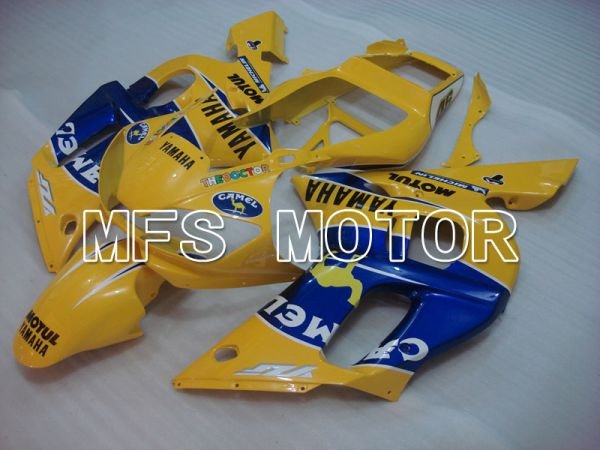 Yamaha YZF-R6 1998-2002 Injection ABS Fairing - Camel - Blue Yellow - MFS3479