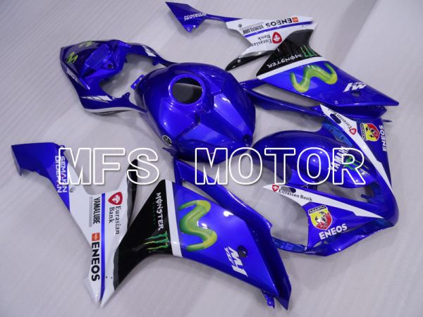 Yamaha YZF-R1 2007-2008 Injection ABS Fairing - Monster - Blue - MFS3519