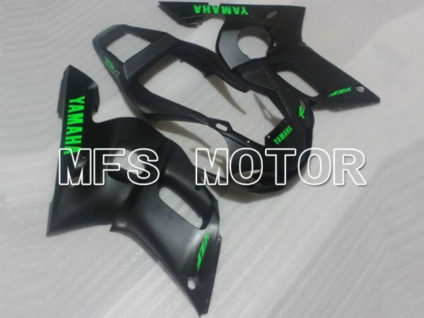 Yamaha YZF-R6 1998-2002 Injection ABS Fairing - Factory Style - Black Matte - MFS3548