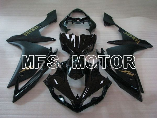 Yamaha YZF-R1 2007-2008 Injection ABS Fairing - Factory Style - Matte Black - MFS3551