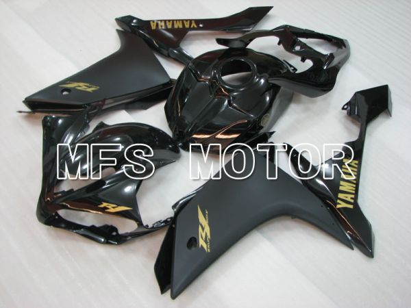 Yamaha YZF-R1 2007-2008 Injection ABS Fairing - Factory Style - Matte Black - MFS3556