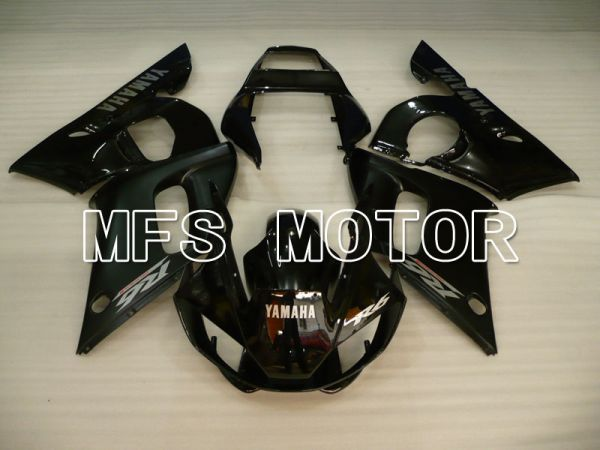 Yamaha YZF-R6 1998-2002 Injection ABS Fairing - Factory Style - Black Matte - MFS3567