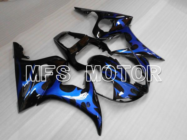 Yamaha YZF-R6 2005 Injection ABS Fairing - Factory Style - Blue Black - MFS3587