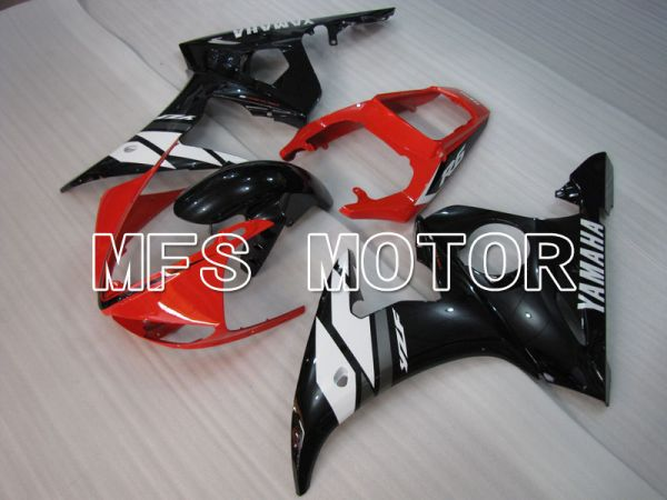 Yamaha YZF-R6 2003-2004 Injection ABS Fairing - Factory Style - Red Black - MFS3604