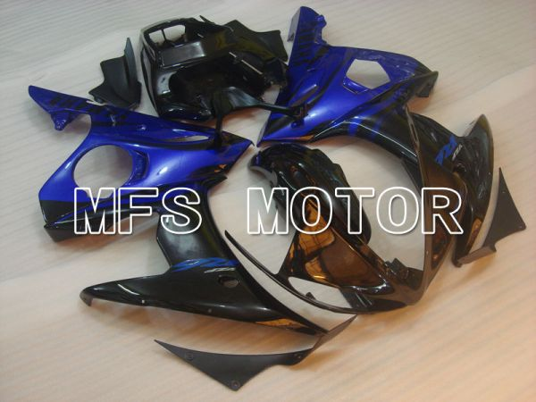Yamaha YZF-R6 2005 Injection ABS Fairing - Factory Style - Blue Black - MFS3605