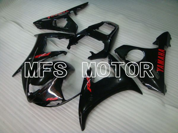 Yamaha YZF-R6 2003-2004 Injection ABS Fairing - Factory Style - Black - MFS3610