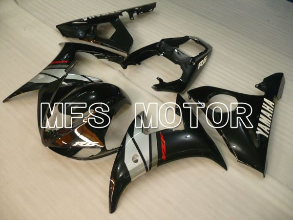 Yamaha YZF-R6 2003-2004 Injection ABS Fairing - Factory Style - Silver Black - MFS3614