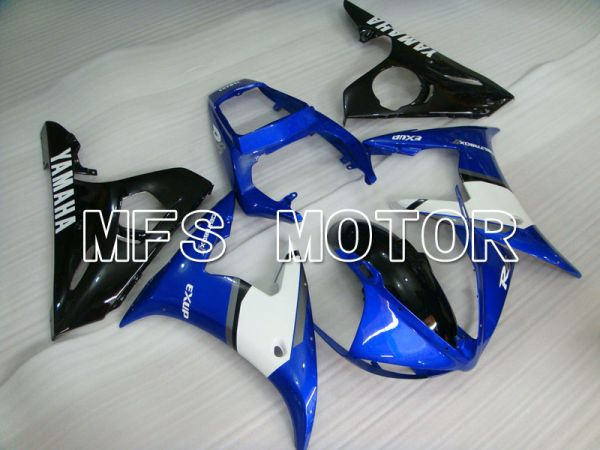 Yamaha YZF-R6 2005 Injection ABS Fairing - Factory Style - Blue White - MFS3636