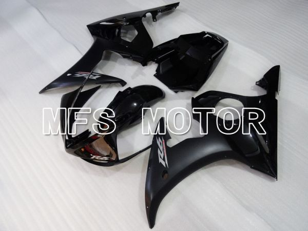 Yamaha YZF-R6 2003-2004 Injection ABS Fairing - Factory Style - Matte Black - MFS3672