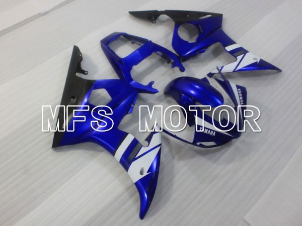 Yamaha YZF-R6 2005 Injection ABS Fairing - Factory Style - Blue White - MFS3674