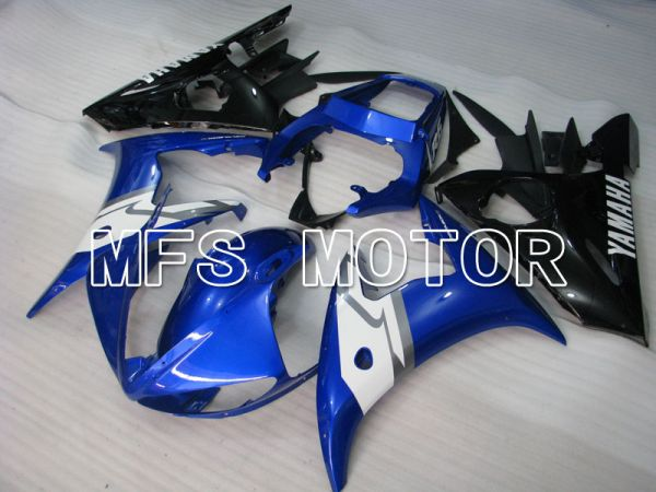 Yamaha YZF-R6 2003-2004 Injection ABS Fairing - Factory Style - Blue Black - MFS3677