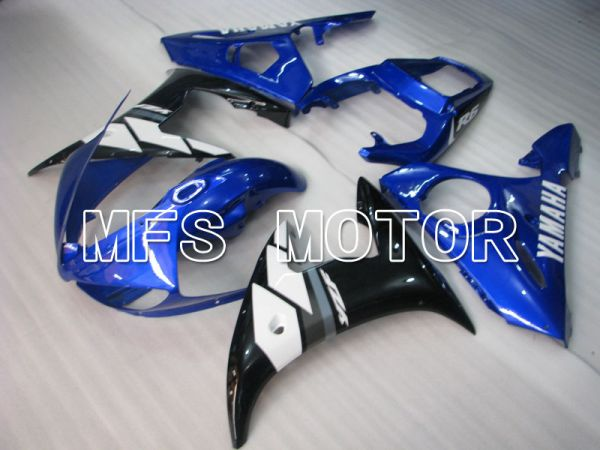 Yamaha YZF-R6 2005 Injection ABS Fairing - Factory Style - Blue Black - MFS3686