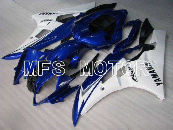 Yamaha YZF-R6 2006-2007 Injection ABS Fairing - Factory Style - Blue White - MFS3736