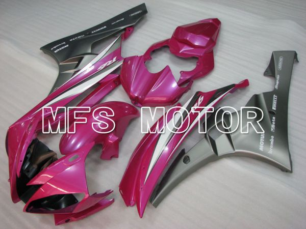 Yamaha YZF-R6 2006-2007 Injection ABS Fairing - Factory Style - Silver Purple - MFS3805
