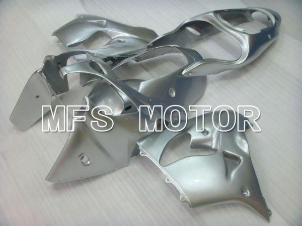 Kawasaki NINJA ZX9R 2000-2001 ABS Fairing - Factory Style - Silver - MFS3825
