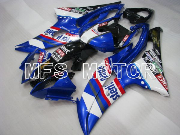 Yamaha YZF-R6 2008-2016 Injection ABS Fairing - Sterilgarda - Blue White - MFS3837