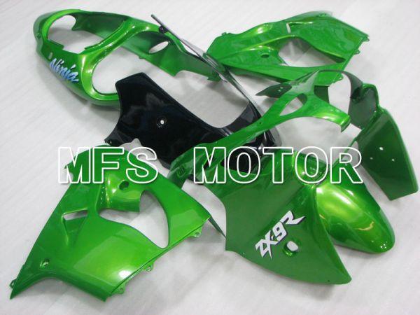 Kawasaki NINJA ZX9R 2000-2001 ABS Fairing - Factory Style - Green - MFS3859