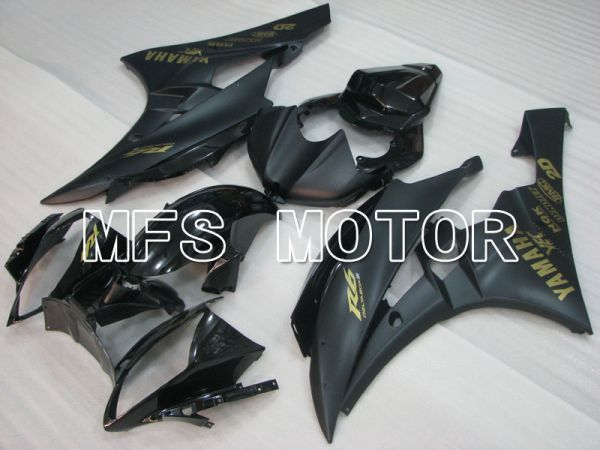 Yamaha YZF-R6 2006-2007 Injection ABS Fairing - Factory Style - Black Matte - MFS3872