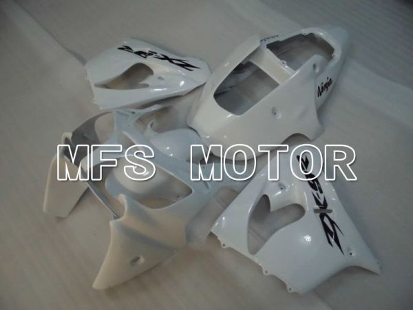 Kawasaki NINJA ZX9R 2002-2003 ABS Fairing - Factory Style - White - MFS3879