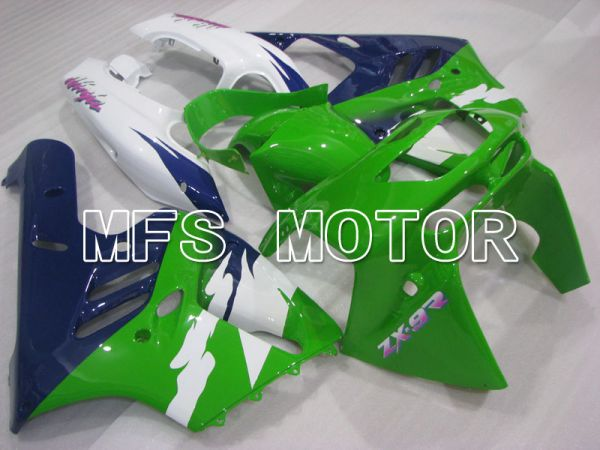 Kawasaki NINJA ZX9R 1994-1997 ABS Fairing - Factory Style - Blue Green - MFS3890