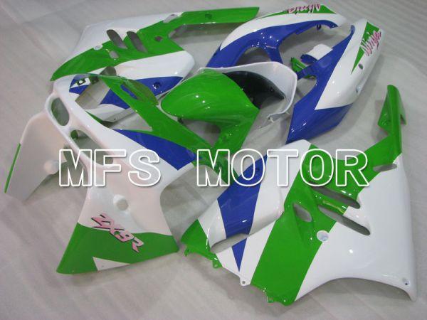 Kawasaki NINJA ZX9R 1994-1997 ABS Fairing - Factory Style - Blue Green White - MFS3897