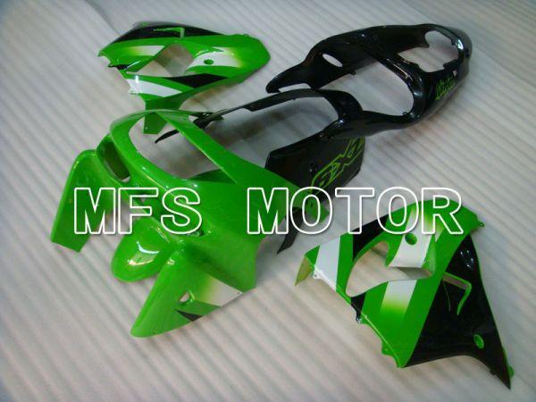 Kawasaki NINJA ZX9R 1998-1999 ABS Fairing - Factory Style - Green Black - MFS3904