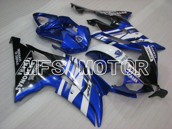 Yamaha YZF-R6 2008-2016 Injection ABS Fairing - PETRONAS - Blue White - MFS3914
