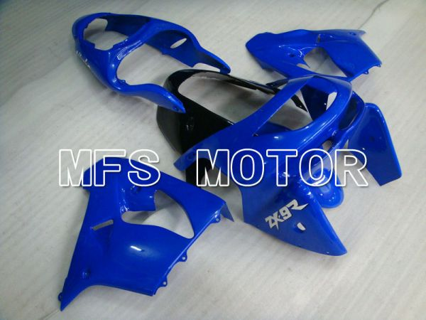 Kawasaki NINJA ZX9R 1998-1999 ABS Fairing - Factory Style - Blue - MFS3916